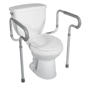 drive-medical-toilet-safety-frame-white