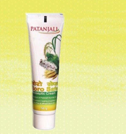 Patanjali Borosafe Antiseptic Cream