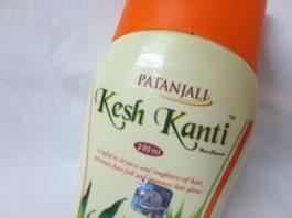 Patanjali shampoo for hair fall control