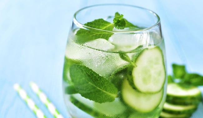 Benefits Of Cucumber Water