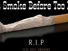 How do you quit smoking?