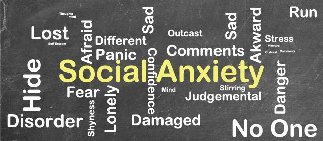 10 Things Only People With Social Anxiety Can Understand